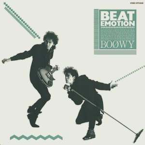 BOOWY 5th Album : BEAT EMOTION(紙ジャケット仕様)