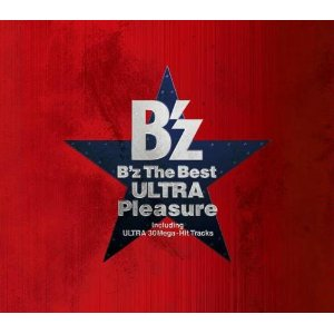 "B'z : B'z The Best ""Ultra Pleasure""(2CD+DVD)(2008)"