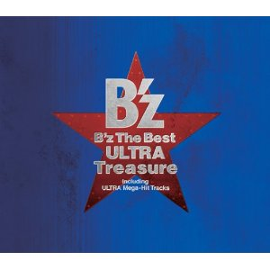 B'z : ULTRA Treasure(DVD付)(2008)